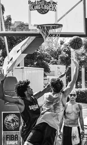 3vs3 Streetball Finals 2015 – THE GALLERY
