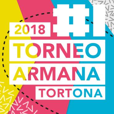 Il TORNEO ARMANA è il torneo 2018 numero 1 in Italia