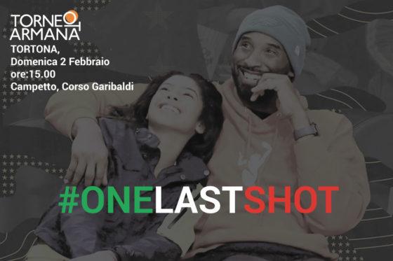 One Last Shot è a Tortona Domenica 2 Febbraio