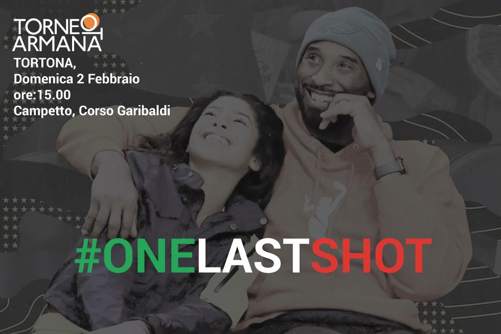 Kobe e Gigi Bryant per #LastOneShot